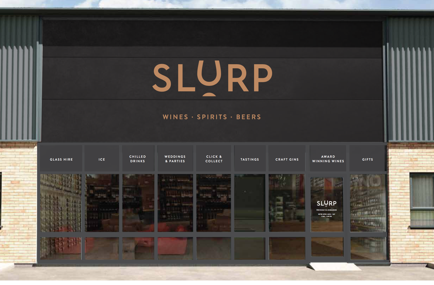 Welcome to the New World of Slurp