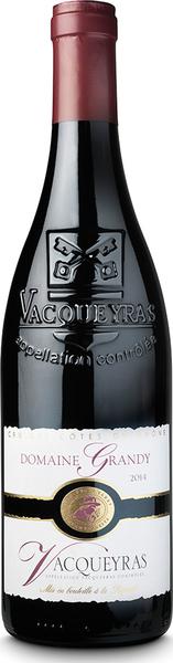 Domaine Grandy Vacqueyras 2014