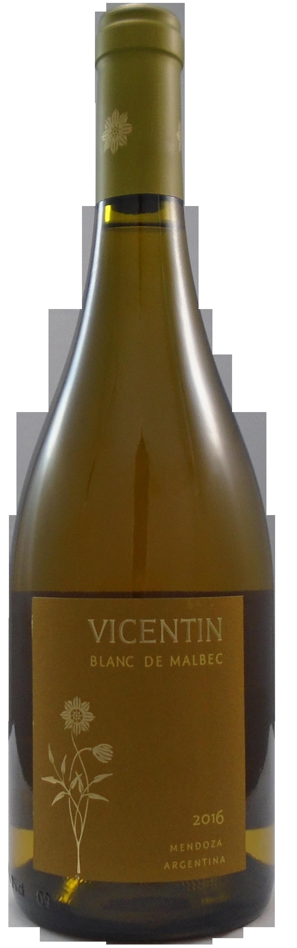 Vicentin Blanc de Malbec 2016